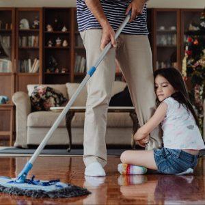 Domáce upratovanie